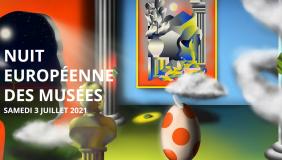 Nuit européene des musées